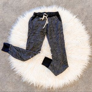 NWOT Project Social T Space Dye Terry Joggers/S
